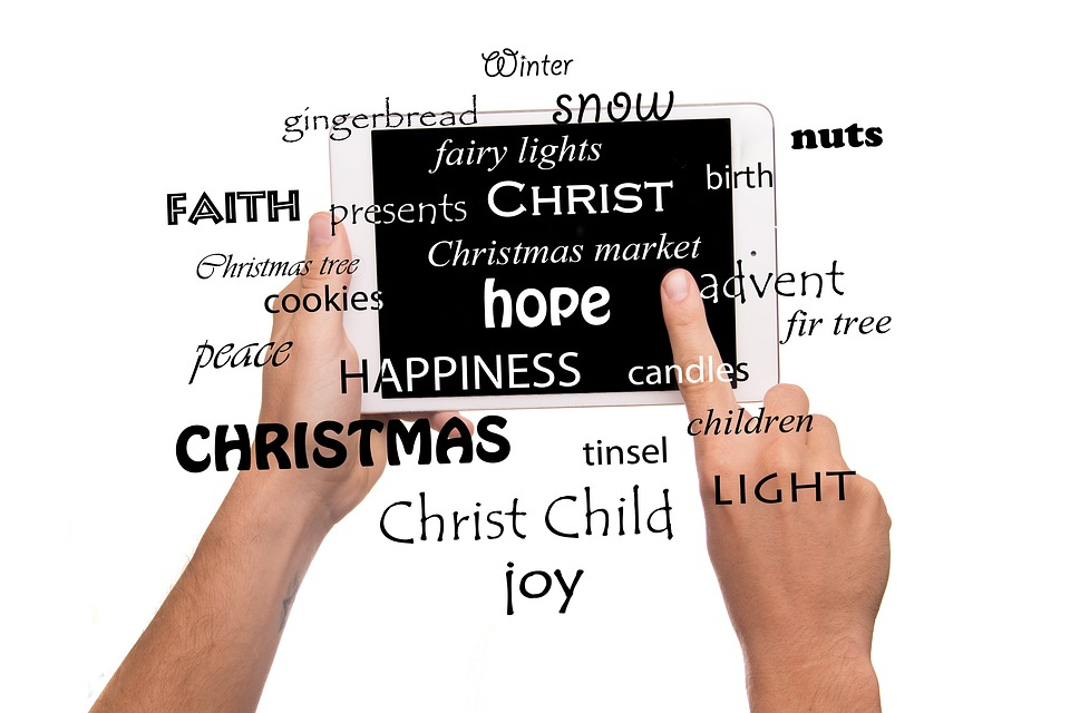 Weihnachten Wörter Advent · Kostenloses Foto auf Pixabay