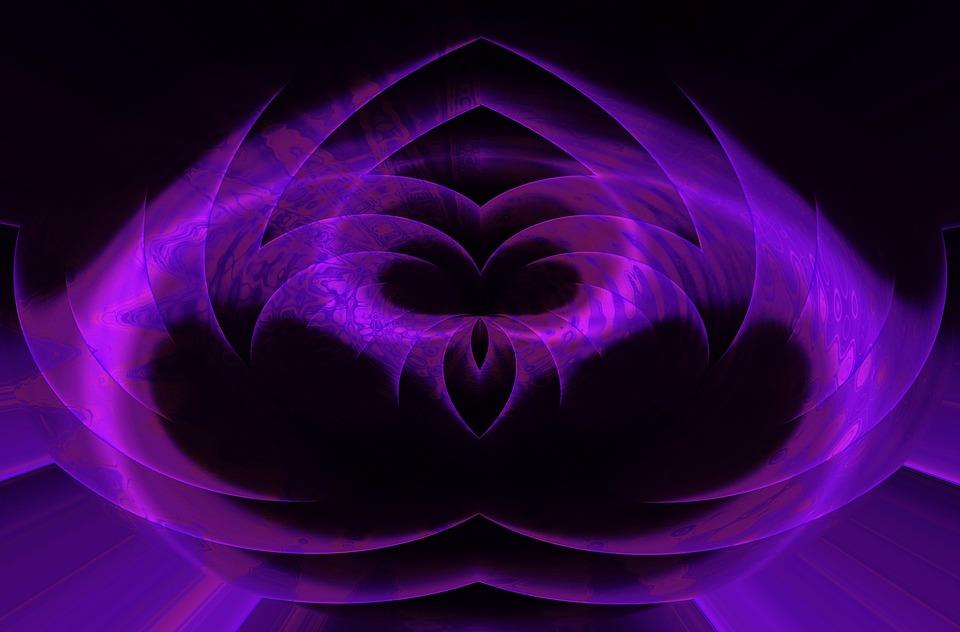 abstract purple background design modern digital