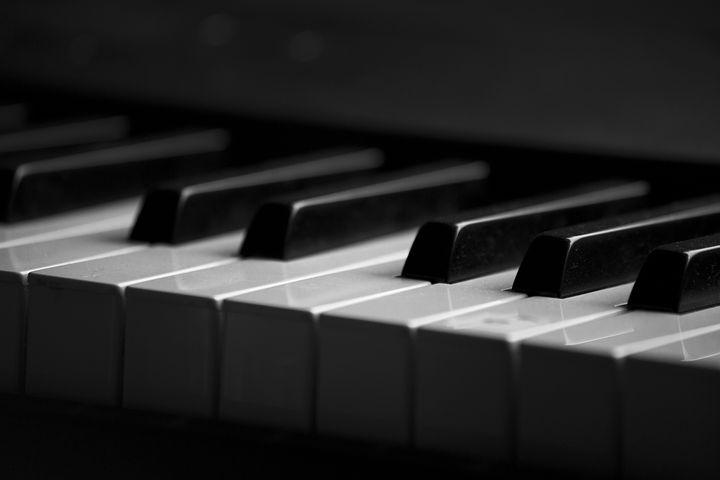 Картинки клавиши рояля
