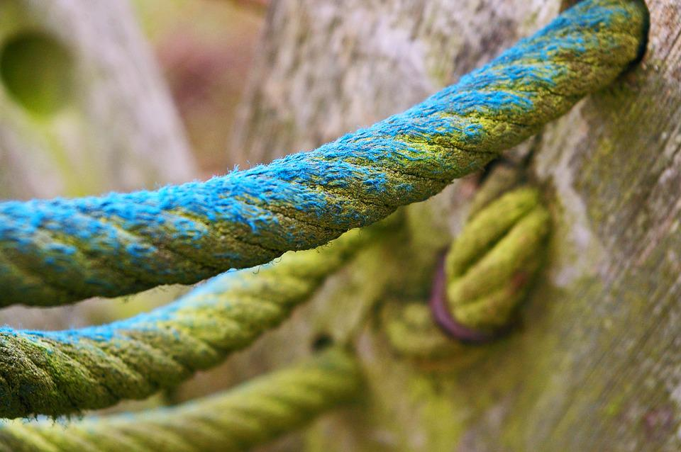 Klettergerüst Aus Seilen : Nahaufnahme seil klettergerüst · kostenloses foto auf pixabay