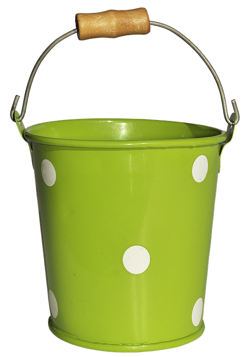 Image result for toy bucket QikMaids.ca