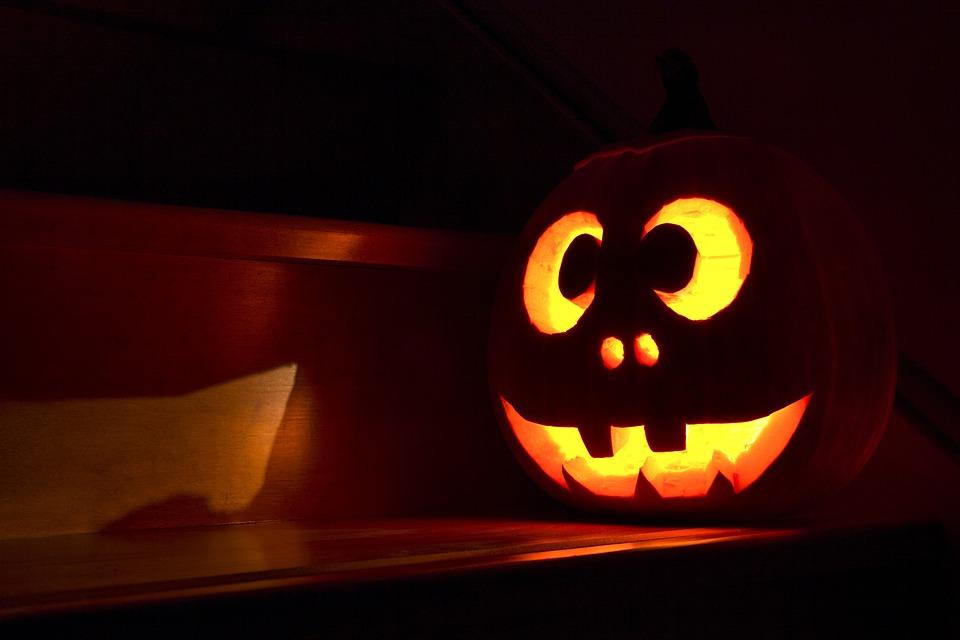 Sehr Halloween Kürbis Gesicht - Kostenloses Foto auf Pixabay GX23