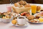 cafe, rano, żywności