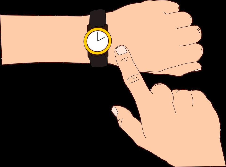 Ręce, Pierwszej Osoby, Zegar, Czas, First Person, Hands