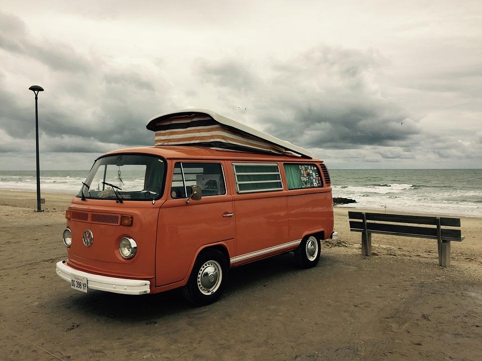 Camper Van Volkswagen >> Vw Bus T2 Bulli · Free photo on Pixabay