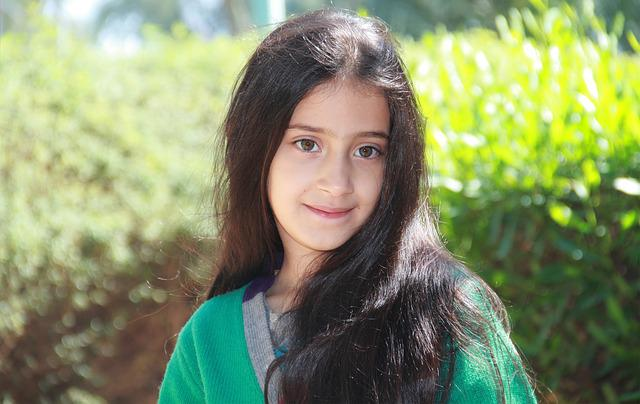 Young Girl Green  Free Photo On Pixabay-4128