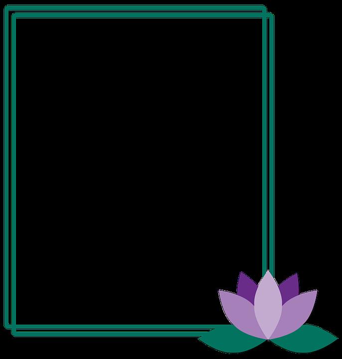 Marco Lotus Flor Porta · Imagen gratis en Pixabay