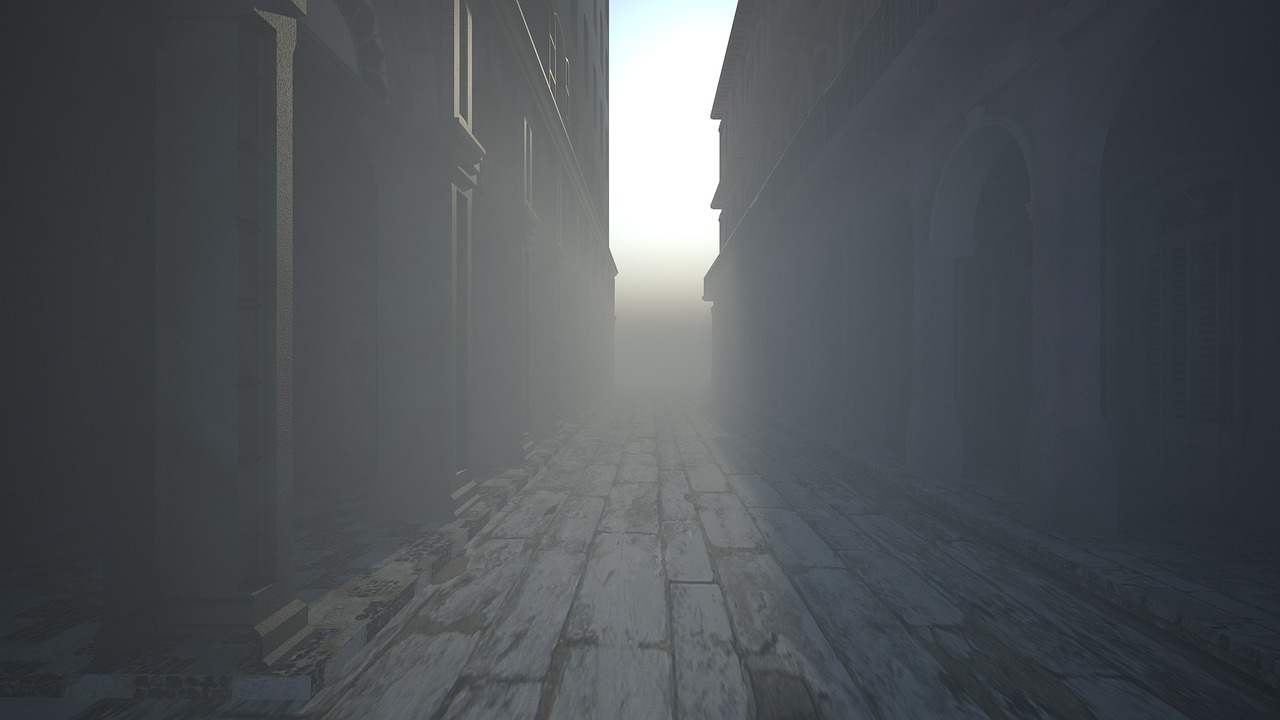 Призрачный город картинки