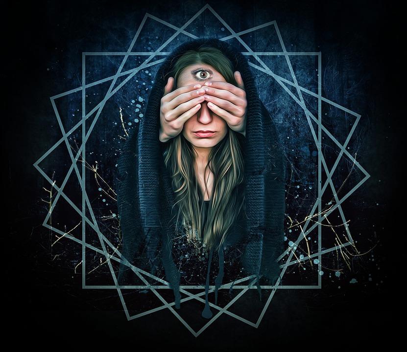 Derde Oog, Oog, Geestelijke, Intuïtie, Symbool