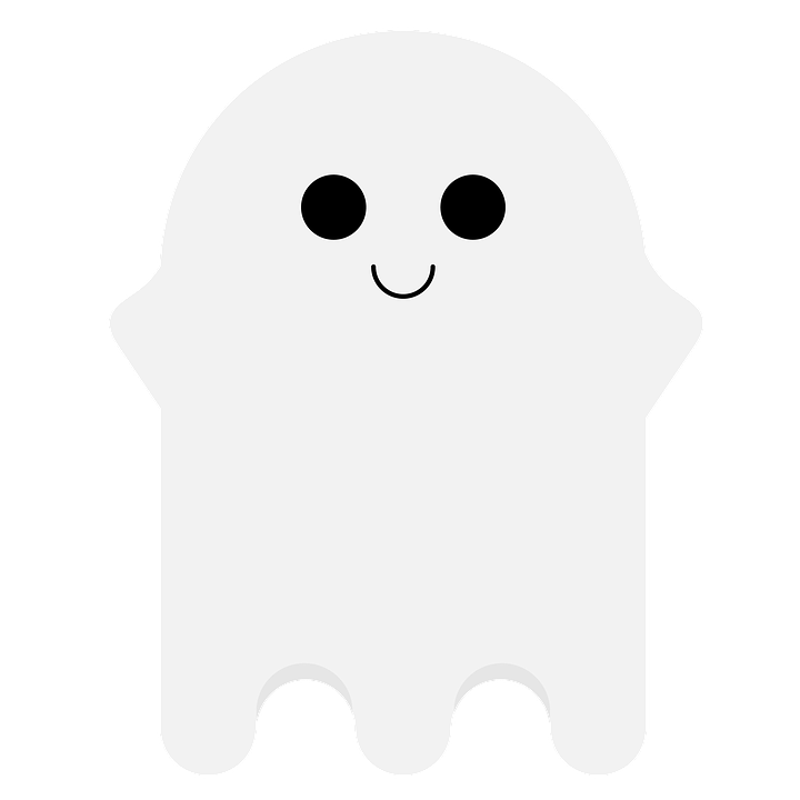 Free illustration: Ghost, Spooky, Cute, Halloween - Free Image on ...