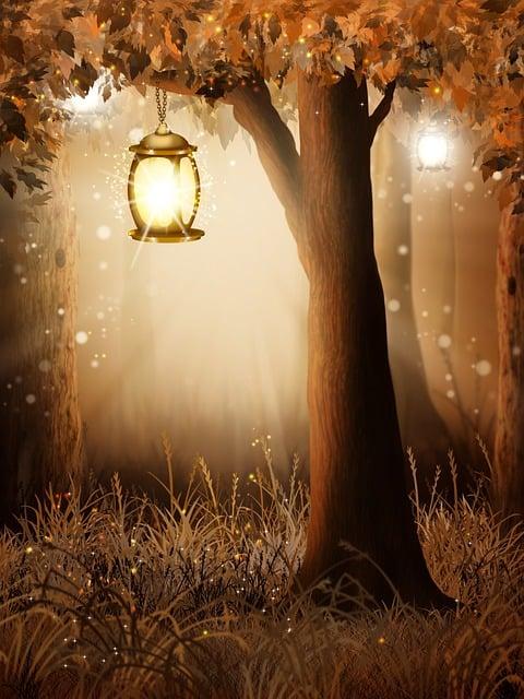 Background Autumn Landscape Free image on Pixabay