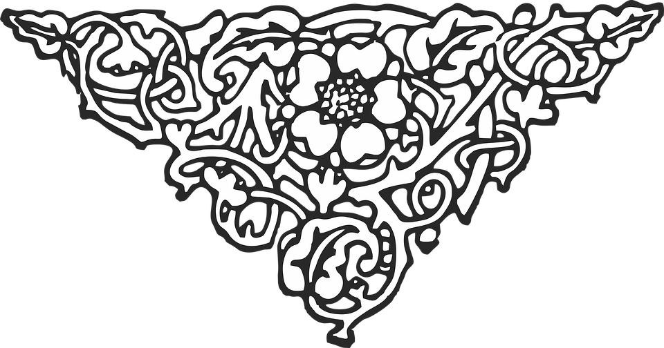Ornate Decoration Vine Free Vector Graphic On Pixabay
