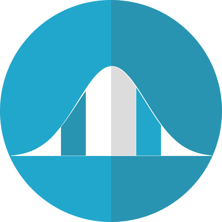Bayesian Statistics Bell Curve - Free vector graphic on Pixabay