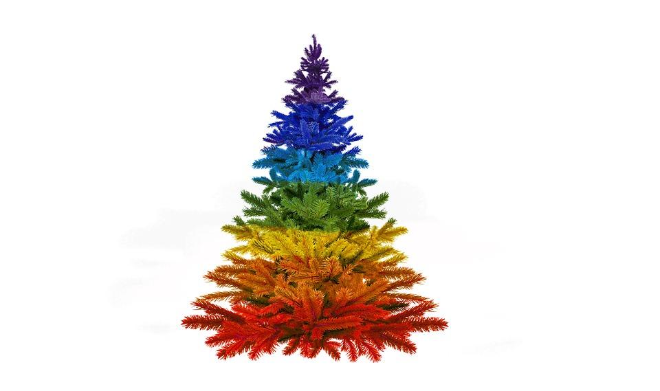 Navidad Colorido Colores Del Arco · Foto gratis en Pixabay