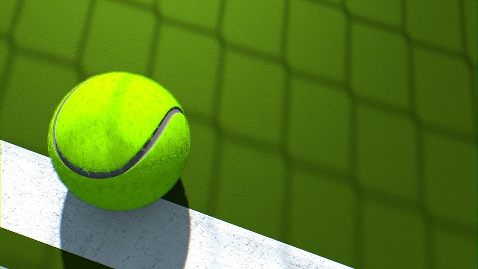 テニス, ボール, スポーツ, 競争, ゲーム, 機器, レジャー, 再生, 裁判所, ホワイト