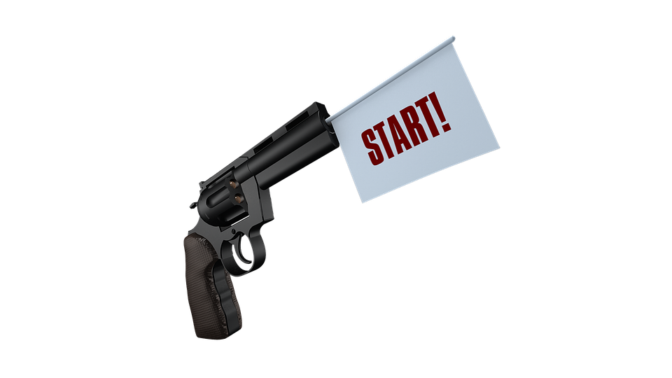 start gun shot free image on pixabay