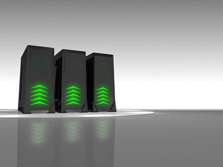 Web server technology to signify web hosting service