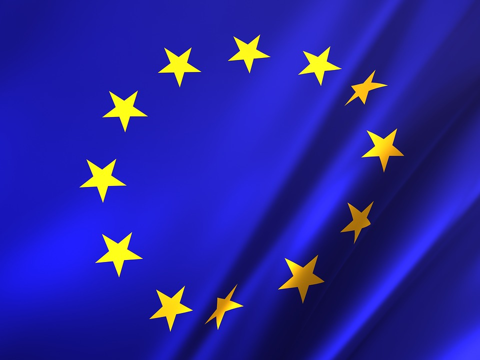 free photo eu flag europe european union free image