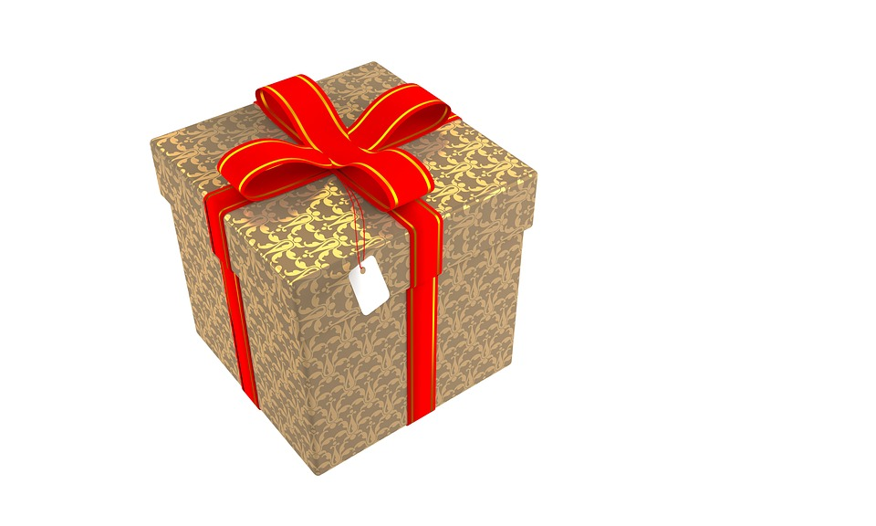 Free illustration present gift box holiday free image on present gift box holiday christmas ribbon negle Gallery