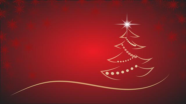 Christmas Tree Backdrop Free Image On Pixabay