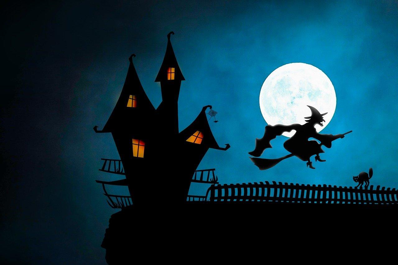 был ведьмин дом рисунок наличии оригинальные