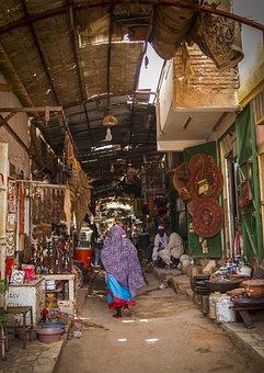 Sudan, Khartoum, Old, Ancient, Africa