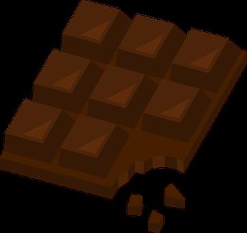 チョコレート, 甘い, デザート, ココア, キャンディ, ダーク チョコレート
