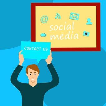 customer support through social media