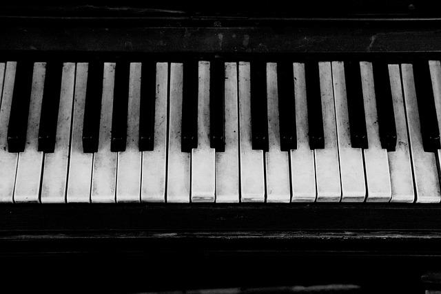 Piano Old Grand 183 Free Photo On Pixabay