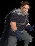 man, rage, muscular