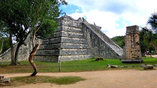 Mexique, Yucatan, Chichen Itza