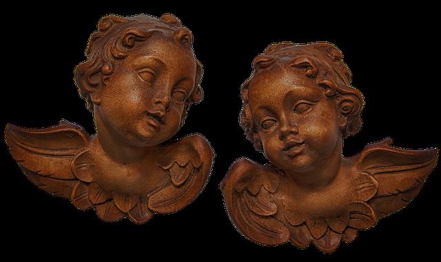 Angel Wood Carved 183 Free Photo On Pixabay