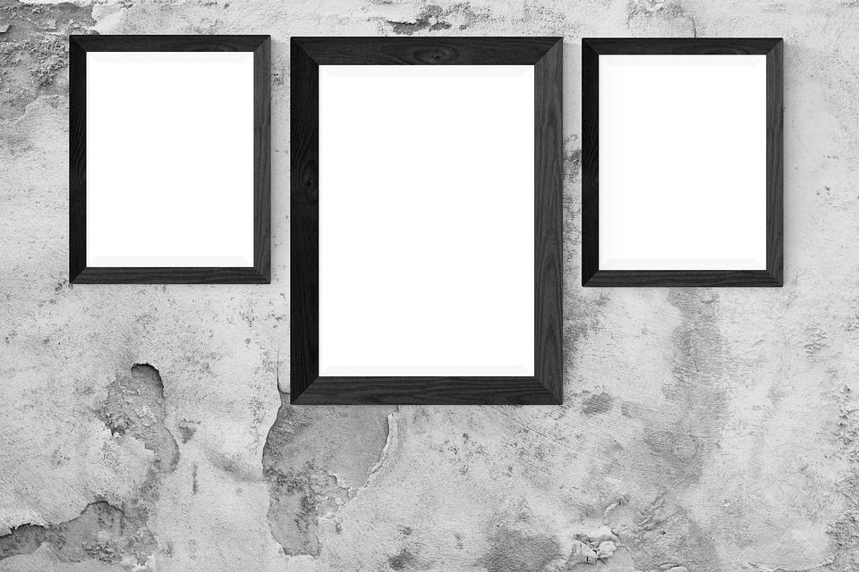 Plakat Wand Mock Up Kostenloses Foto Auf Pixabay