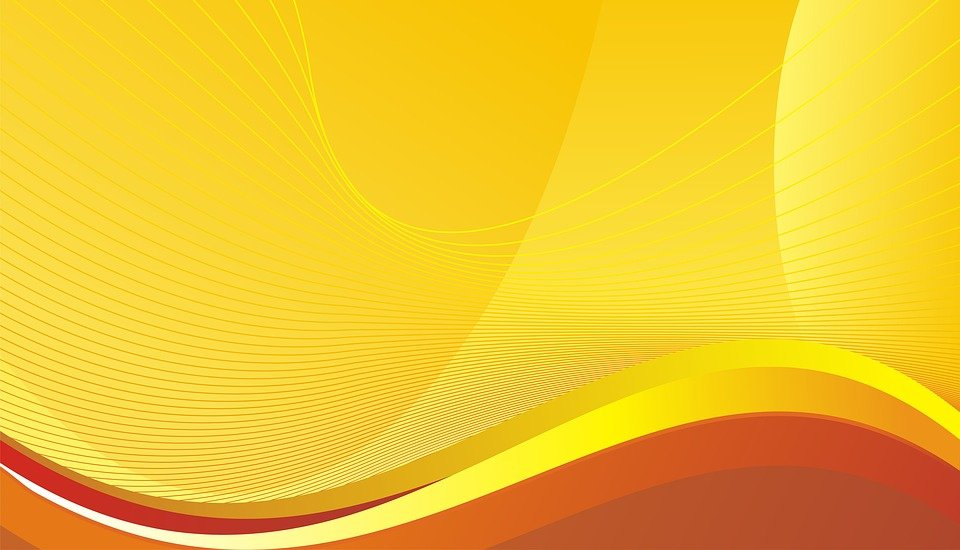 free illustration background yellow color orange free