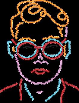 肖像画イラスト|KEN'S BUSINESS|ケンズビジネス|職場問題の解決サイト
