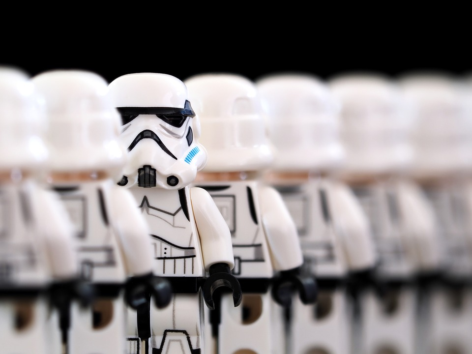 Stormtrooper, Star Wars, Lego, Storm, Trooper, Wrong