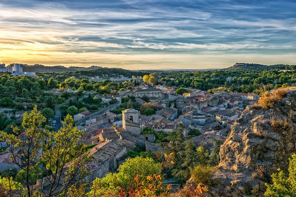 landscape france provence free photo on pixabay