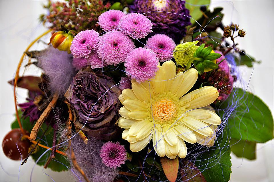 Flowers Bouquet Of · Free photo on Pixabay