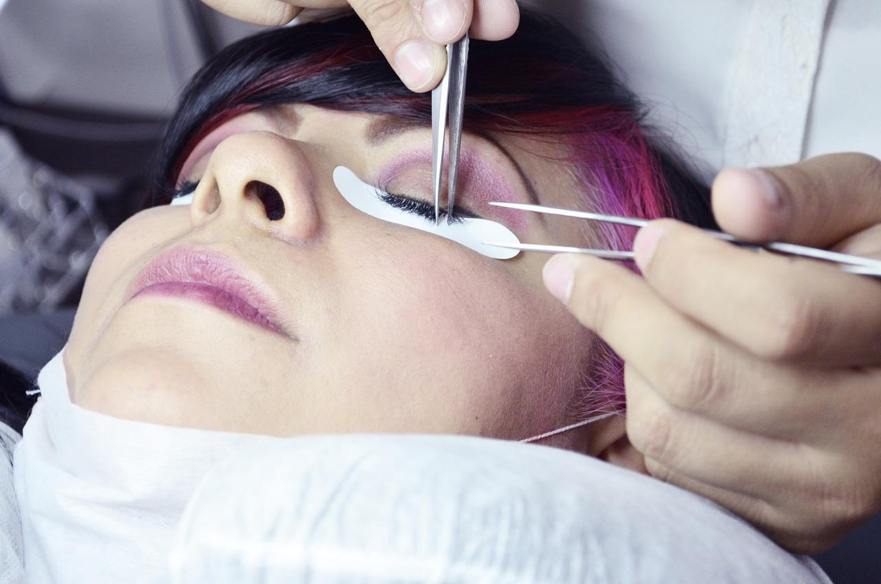 Eye Repair Serum and Eye Cream