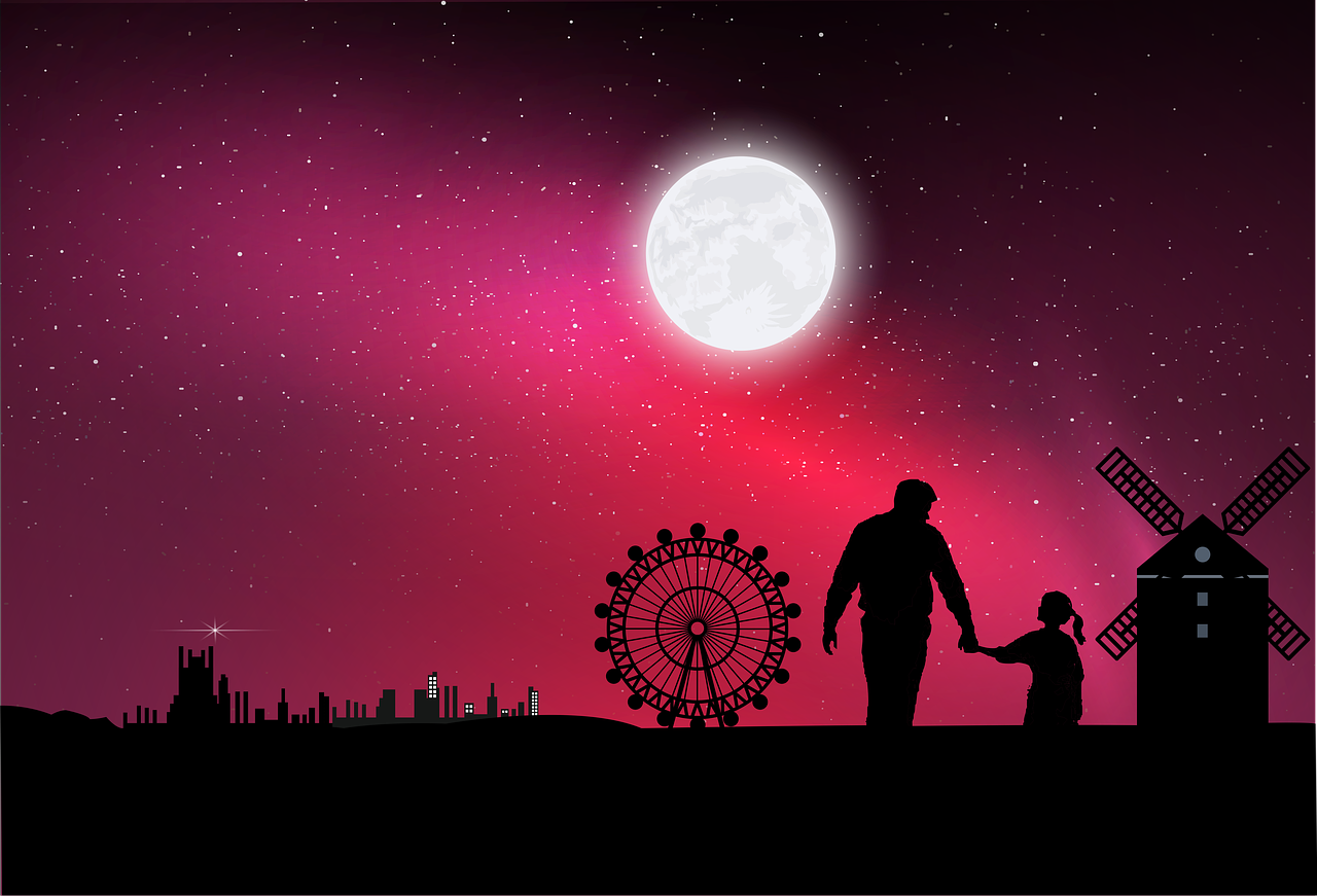 Father And Daughter Love Family - Free image on Pixabay
