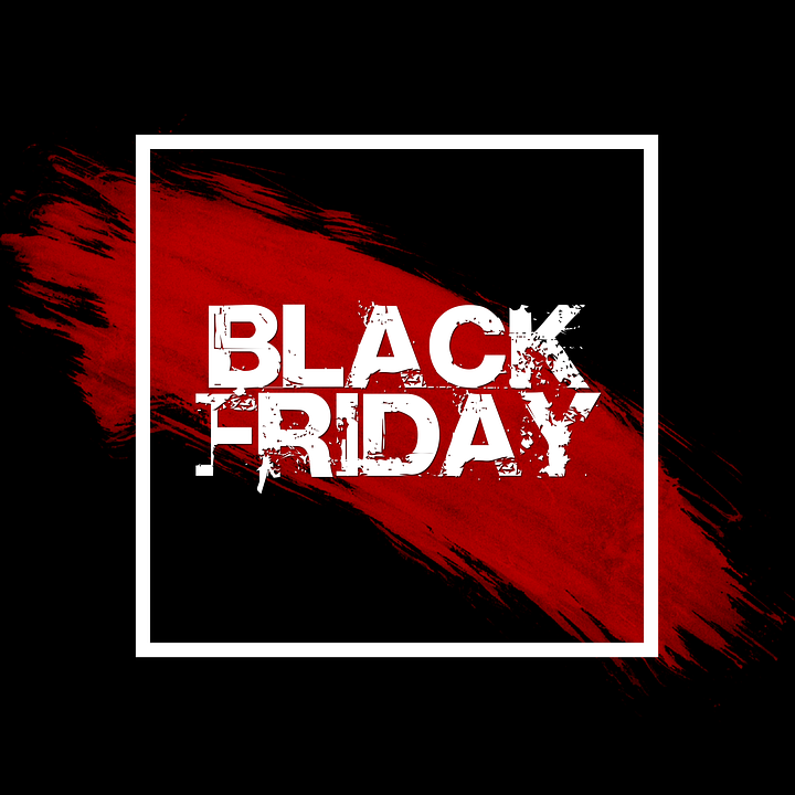 Black Friday Discounts Discount Free Image On Pixabay