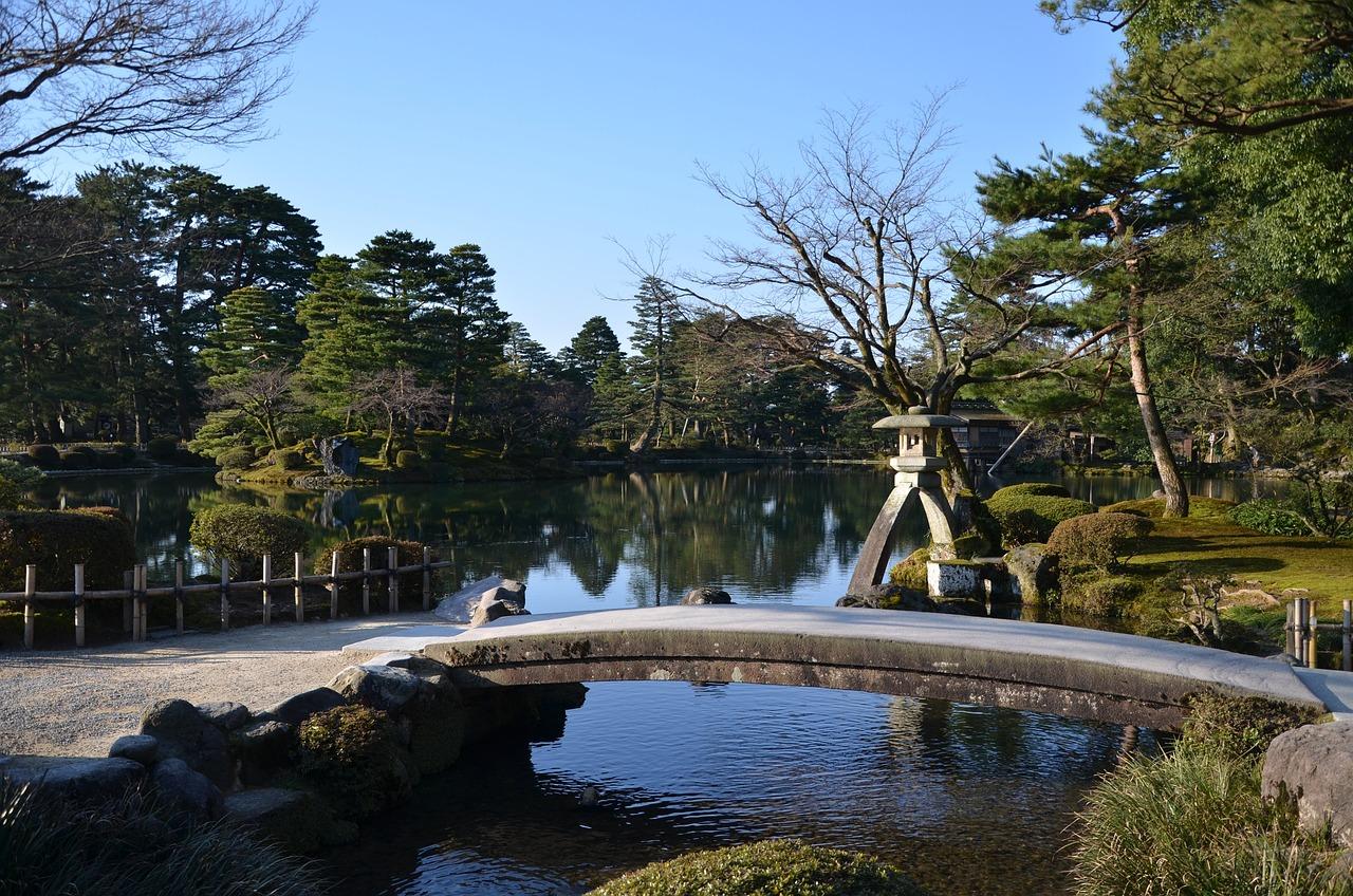 日本, 金沢, 兼六園