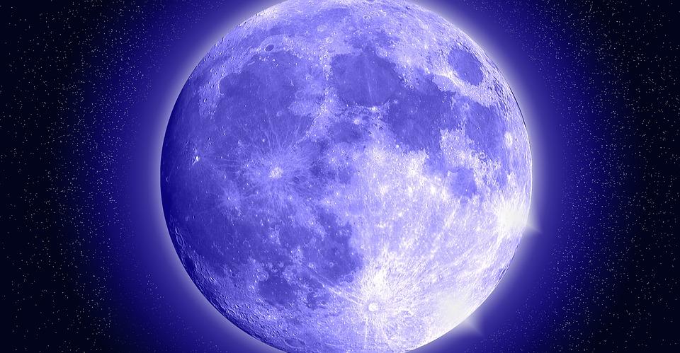 blue moon stars free photo on pixabay