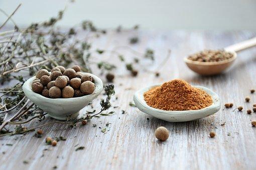 Spices, Ingredients, Aroma, Preparation