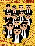 gang, club, greed