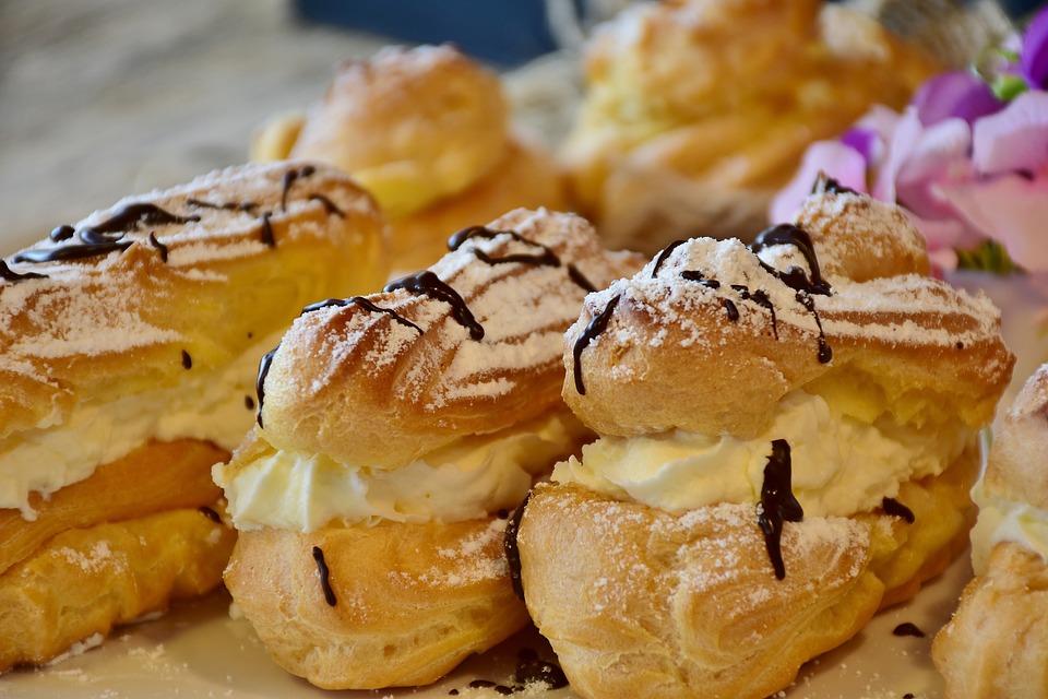 Pastry Cream Cake Filling