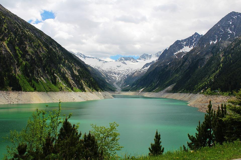 Mountain Lake Alpine · Free Photo On Pixabay