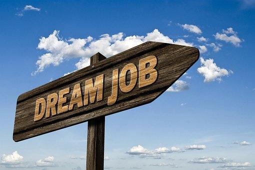 Traumjob, Bewerbung, Stelle, Gesuch, Job