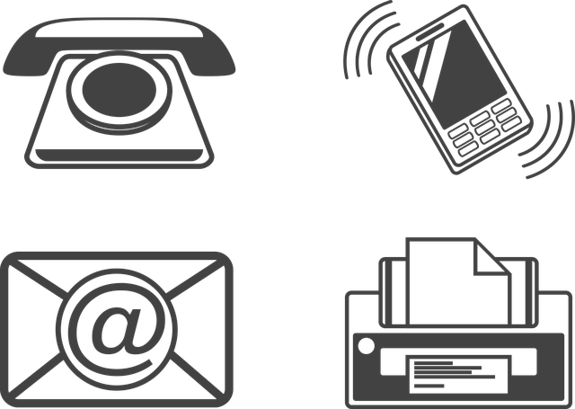 icon communication phone 183 free vector graphic on pixabay