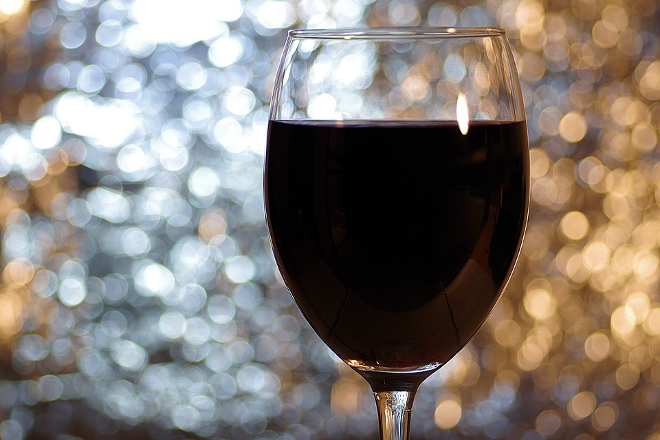 Fun, New Year'S Eve, Event, Color, Wine, A Glass Of